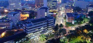 City tour of Kampala
