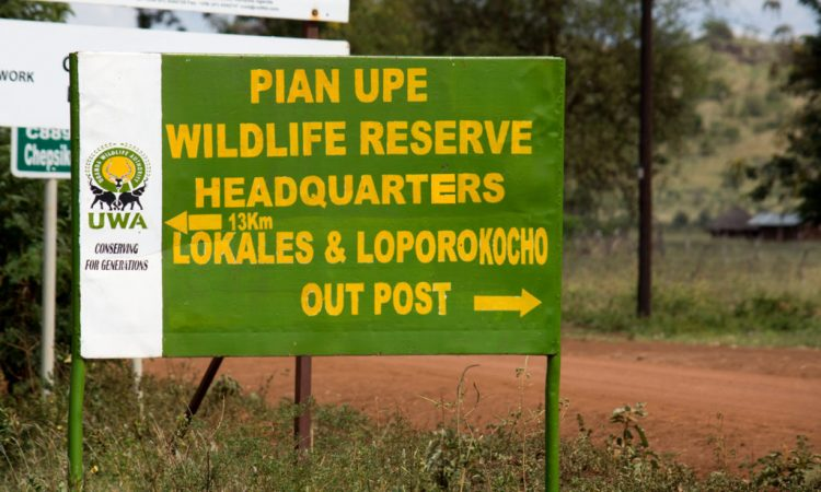 4 Day Pian Upe Wildlife Reserve Safari