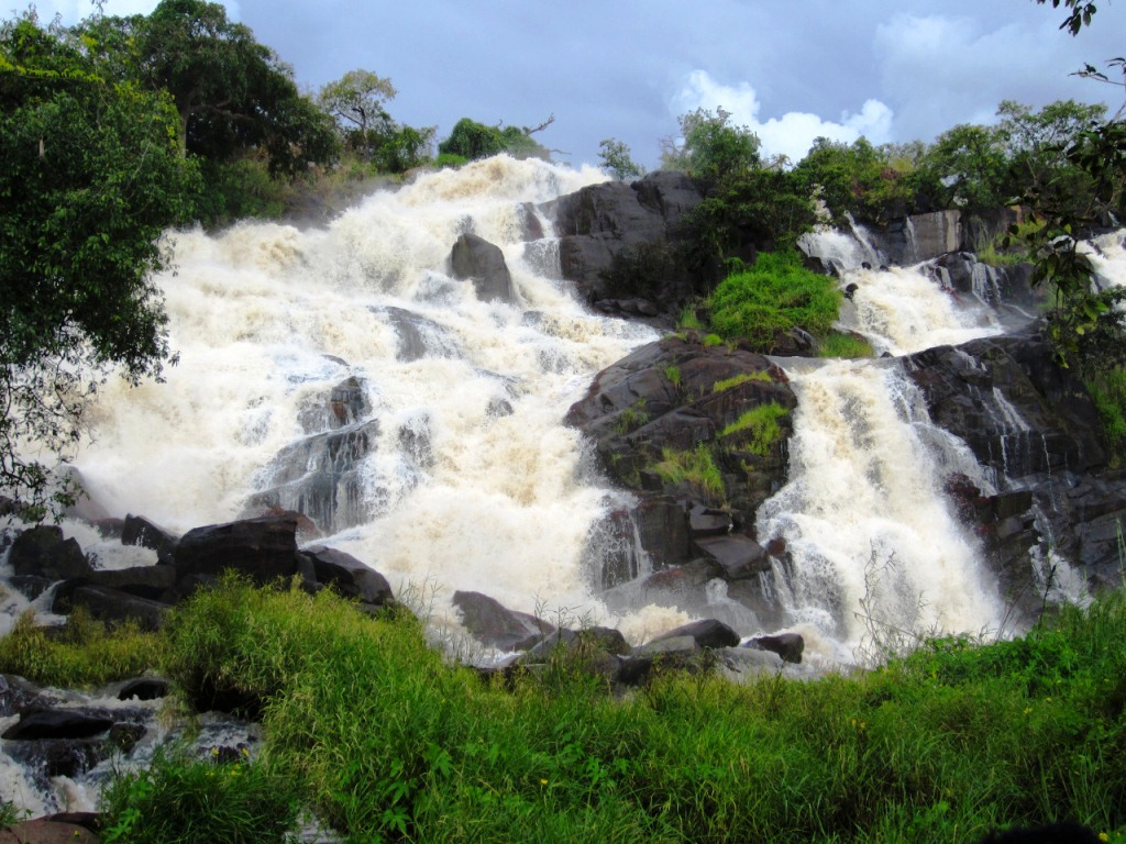 Aruu water falls
